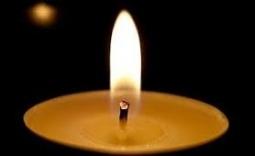 Świeczka - Kliknięcie w obrazek spowoduje wyświetlenie jego powiększenia